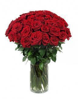 35 red roses | Flowers for Birthday flowers