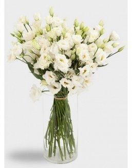 Bouquet of eustoma (15 pieces) | Flowers flowers