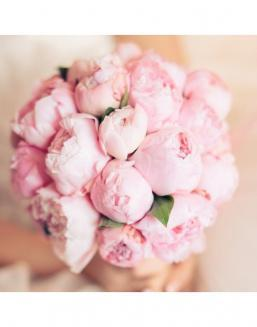 Bouquet of 25 peonies | Flowers to friend for Birthday