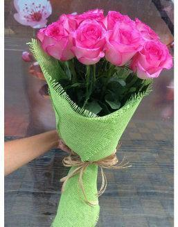Surprise | Pink roses flowers