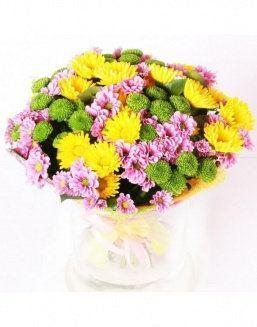Special gift | Chrysanthemums flowers